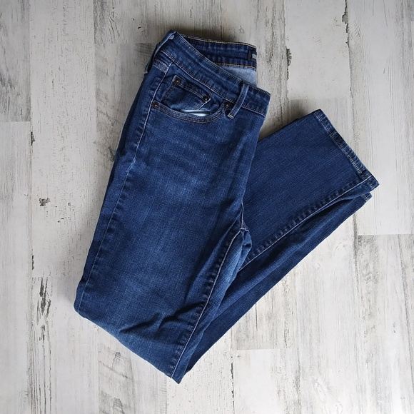 Levi's Denim - Levi's Demi Curve Classic Rise Straight Leg Jeans